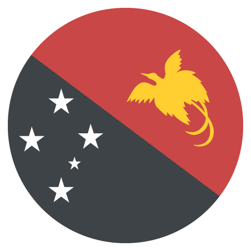 Flag Of Papua New Guinea Emoji