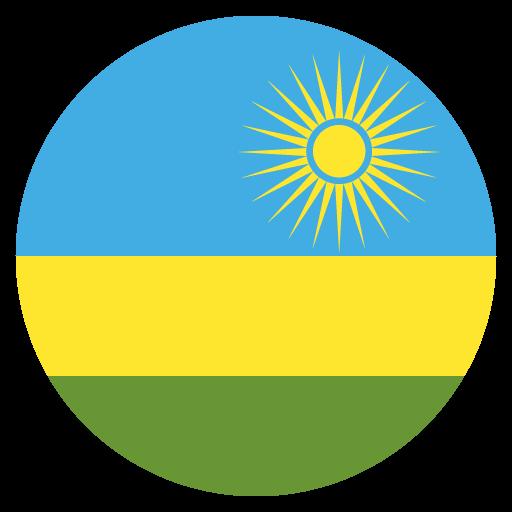 Flag Of Rwanda Emoji