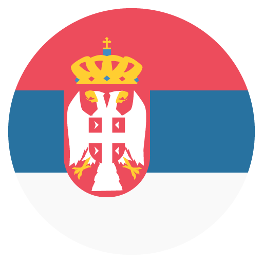 Flag Of Serbia Emoji