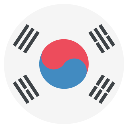 Flag Of Korea Emoji