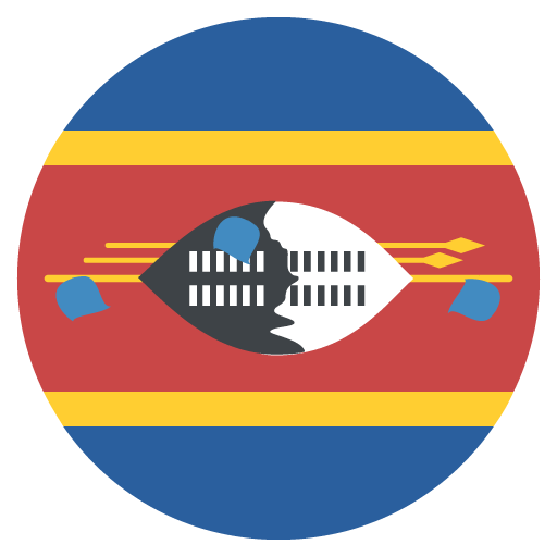 Flag Of Swaziland Emoji