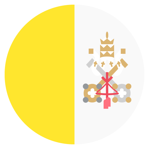 Flag Of The Vatican City Emoji