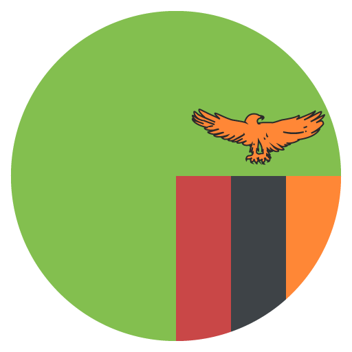 Flag Of Zambia Emoji