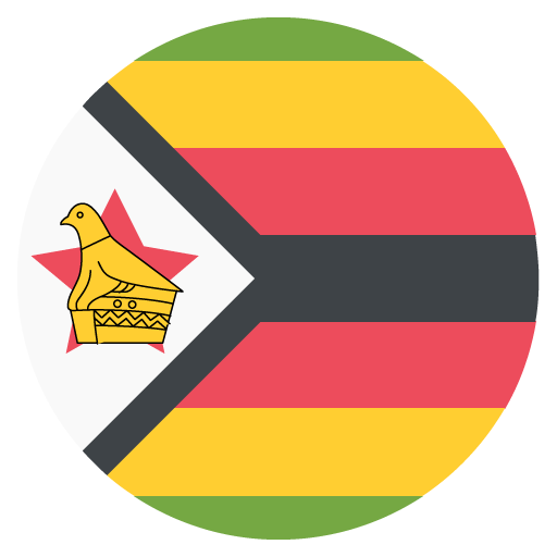 Flag Of Zimbabwe Emoji