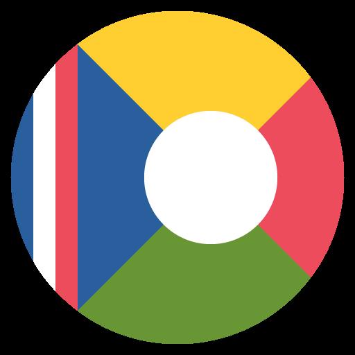 Flag Of Réunion Emoji