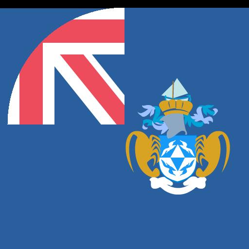 Flag Of Tristan Da Cunha Emoji