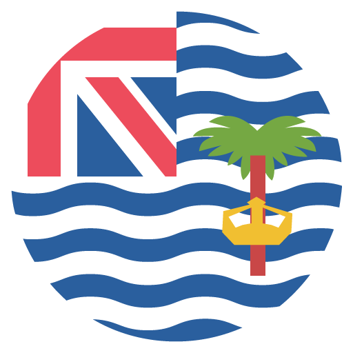 Flag Of British Indian Ocean Territory Emoji