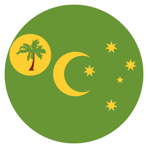 Flag Of Cocos (keeling) Islands Emoji