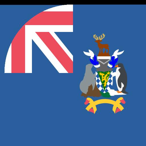 Flag Of South Georgia Emoji