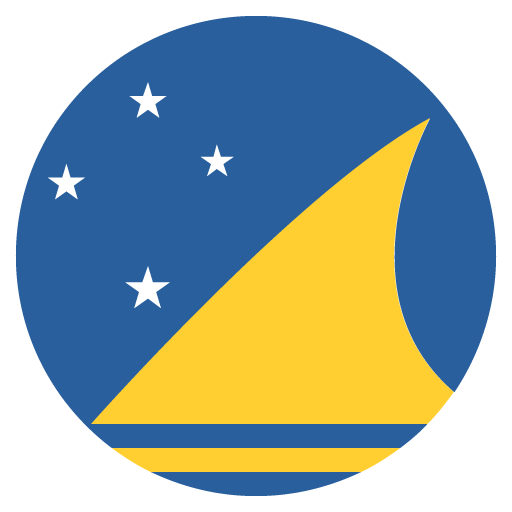 Flag Of Tokelau Emoji