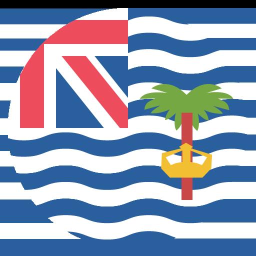 Flag Of Diego Garcia