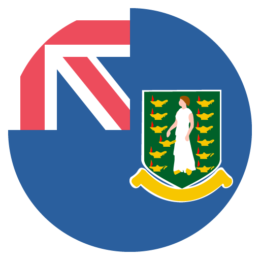 Flag Of British Virgin Islands Emoji