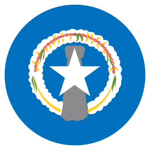Flag Of Northern Mariana Islands Emoji
