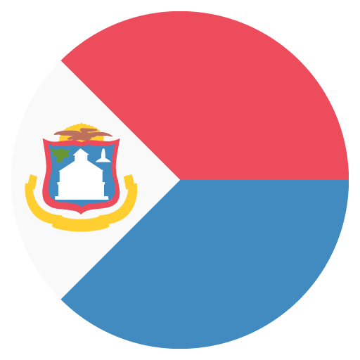 Flag Of Sint Maarten Emoji
