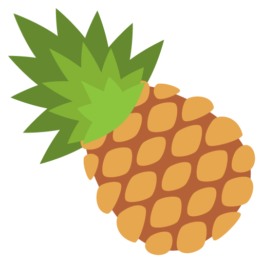 Pineapple Emoji
