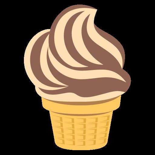 Soft Ice Cream Emoji