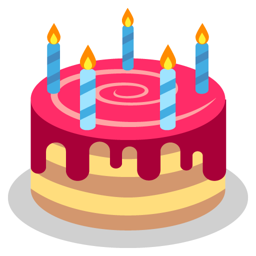 Cake Emoji Art : Birthday Cake Emoji for Facebook, Email & SMS ID#: 1646 ...