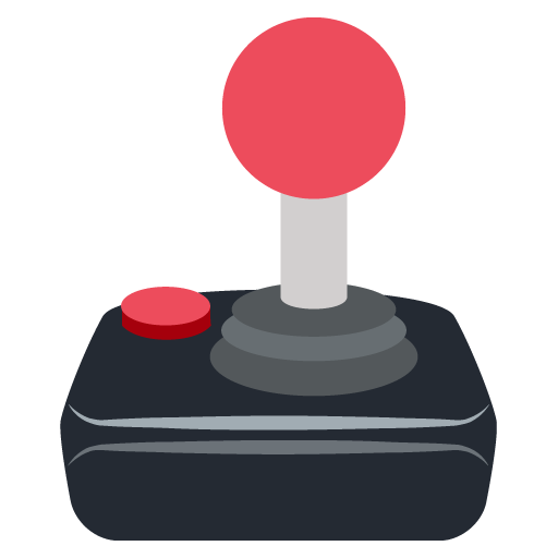 Joystick Emoji