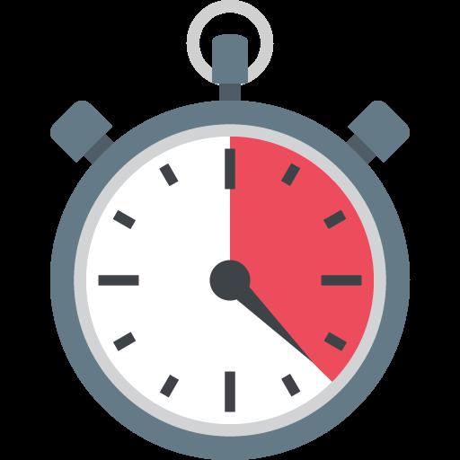 Stopwatch Emoji