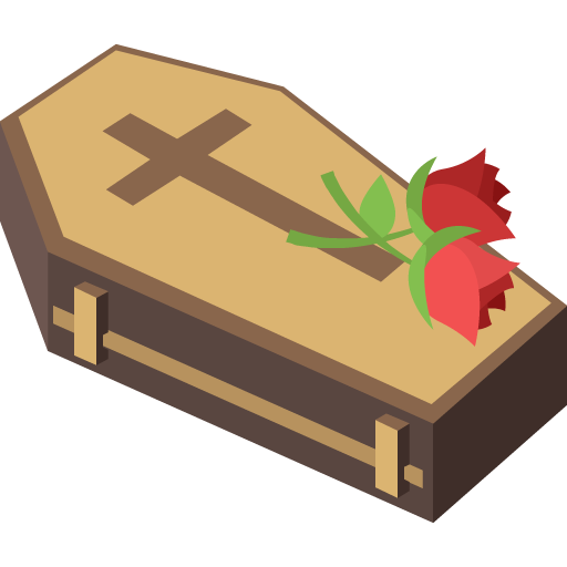 Coffin Emoji