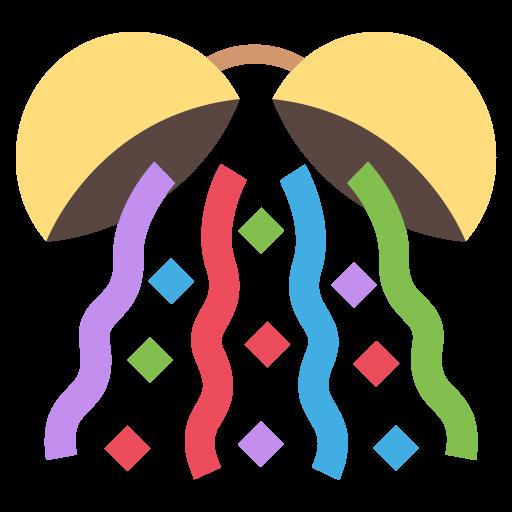 Confetti Ball Emoji