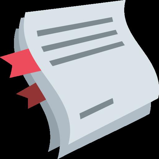 Bookmark Tabs Emoji