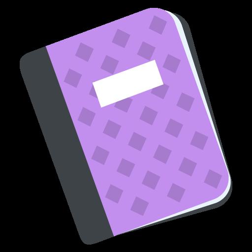 Notebook With Decorative Cover Emoji