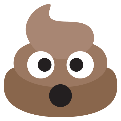 Pile Of Poo Emoji