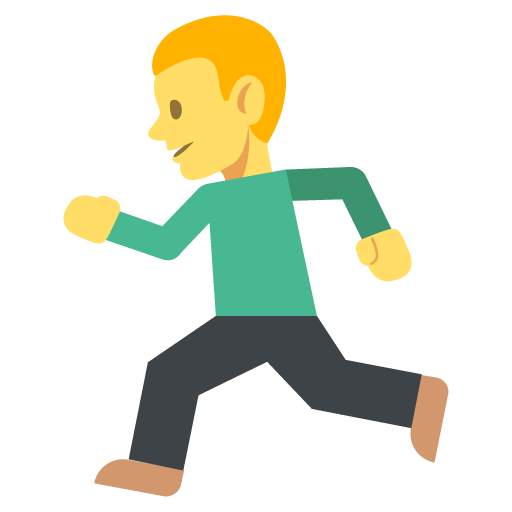 Runner Emoji