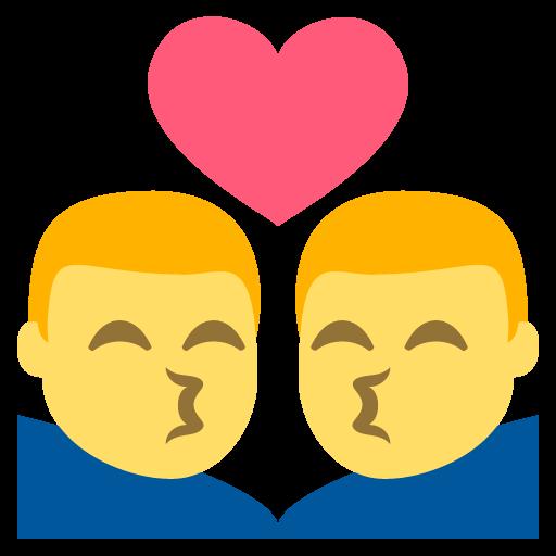 Kiss (man,man)