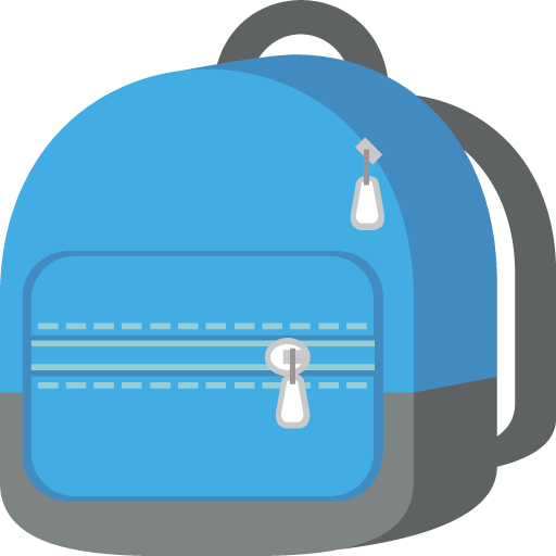 School Satchel Emoji