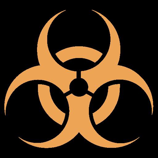 Biohazard Sign Emoji