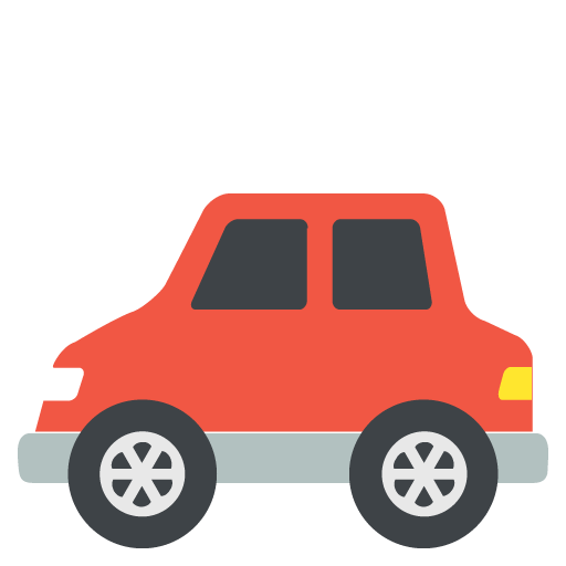 Automobile Emoji