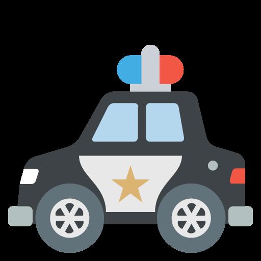 Police Car Emoji