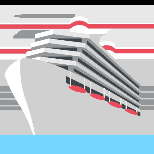 Passenger Ship Emoji