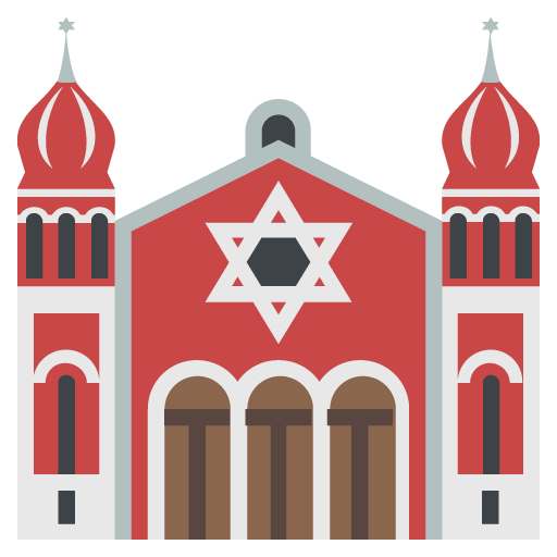 Synagogue Emoji
