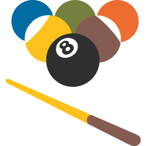 Billiards Emoji