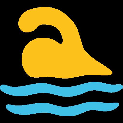 Swimmer Emoji