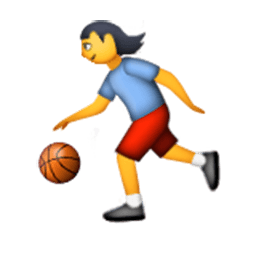 Person With Ball