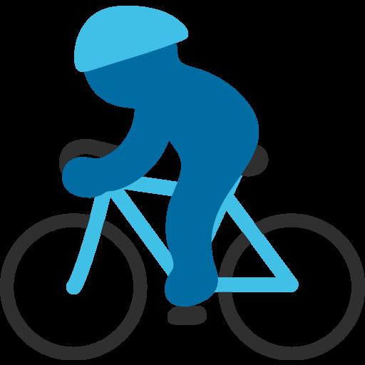 Bicyclist Emoji