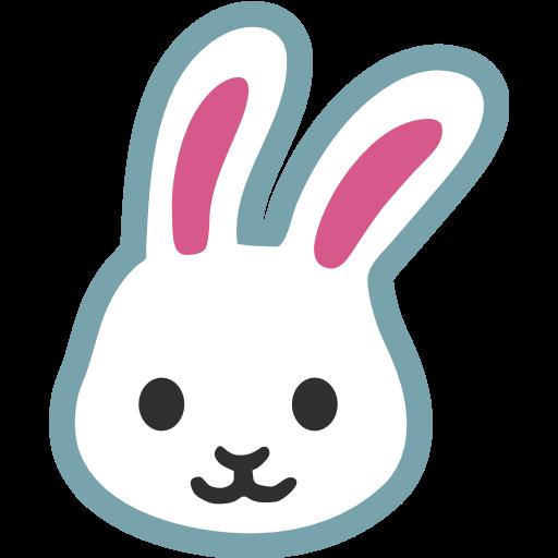 Rabbit Face Emoji