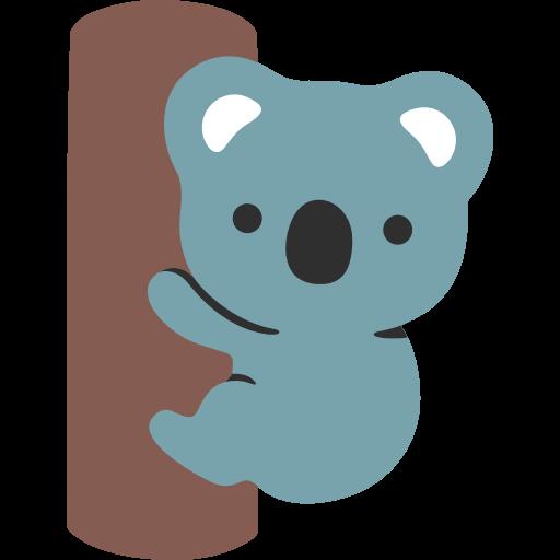 Koala Emoji
