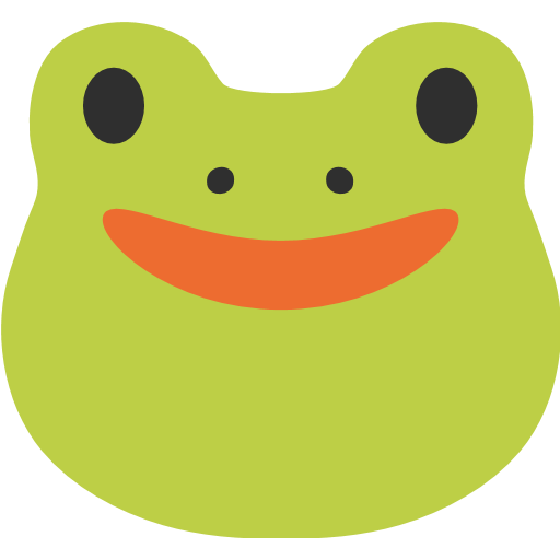 Frog Face Emoji Pictures to Pin on Pinterest - ThePinsta