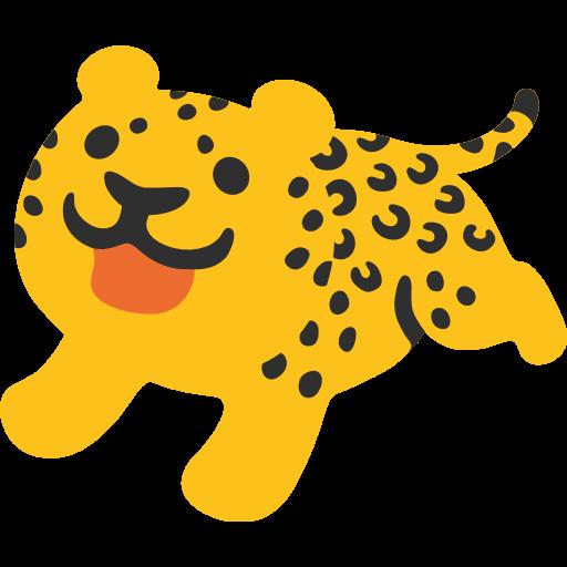 Leopard Emoji