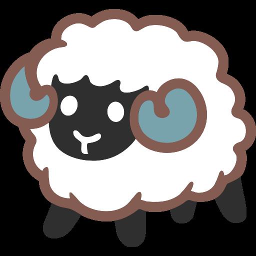 Sheep Emoji