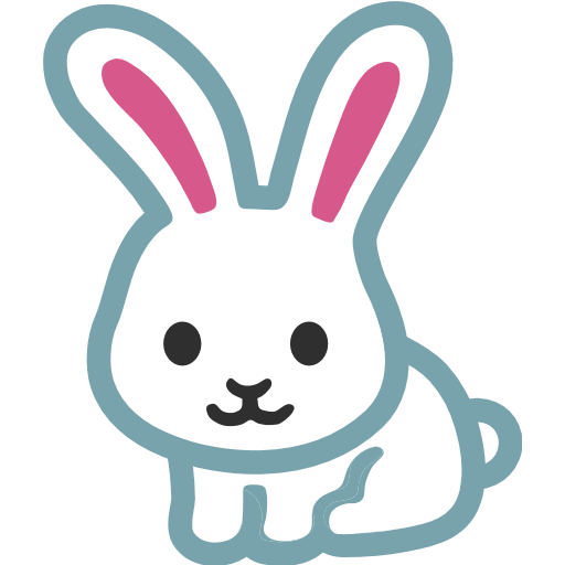 Rabbit Emoji for Facebook, Email & SMS | ID#: 277 | Emoji ...