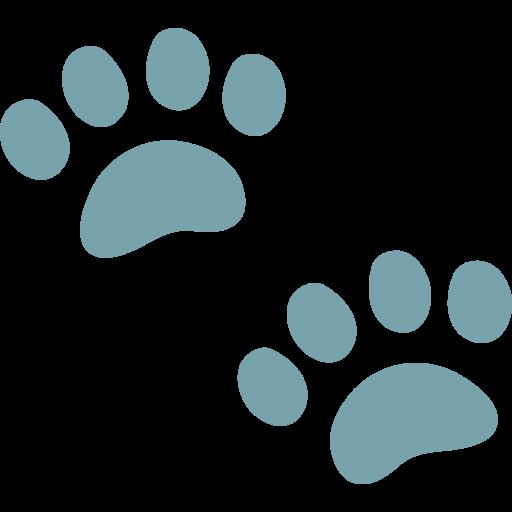 Paw Prints Emoji
