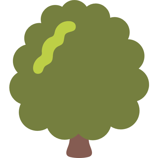 Deciduous Tree Emoji
