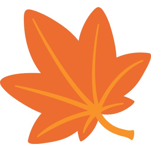 Maple Leaf Emoji