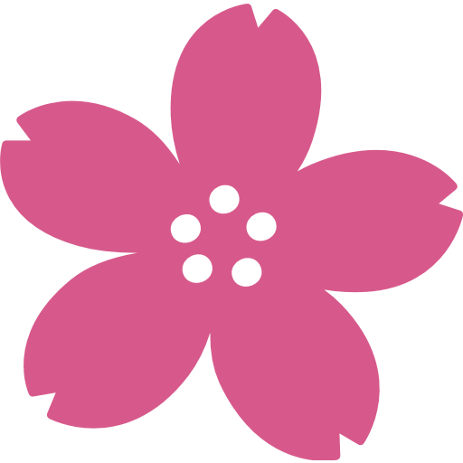 Cherry Blossom Emoji